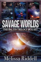 Savage Worlds: The Baltin Trilogy Box Set (Savage Worlds Series Book 4) Kindle Edition