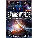 Savage Worlds: The Baltin Trilogy Box Set (Savage Worlds Series Book 4)