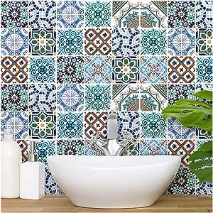 [FANTASTIX] Tile Decals GS-702 European Pattern, 11