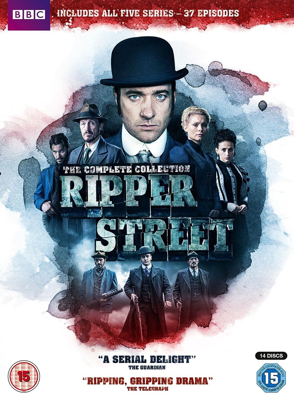 Ripper Street: Complete Box Set