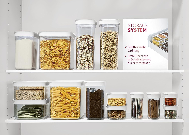 Kühlschrank Aufschnittbox : Emsa 513560 stapelbares aufschnittbox system 100 % keimfrei 0.7