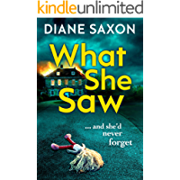 What She Saw: A gripping new psychological thriller for 2020