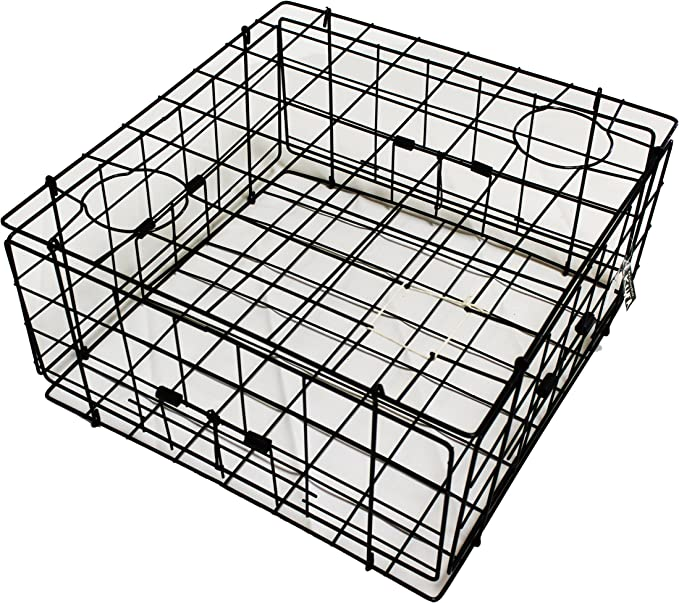 "Full Size Maryland Commercial Grade Heavy Duty Crab Pot 24/""x24/""x18/"""