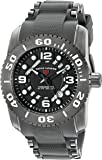 Swiss Legend Men's 'Commander Pro' Swiss Quartz Stainless Steel Casual Watch (Model: 10069-GM-01-GRYS)