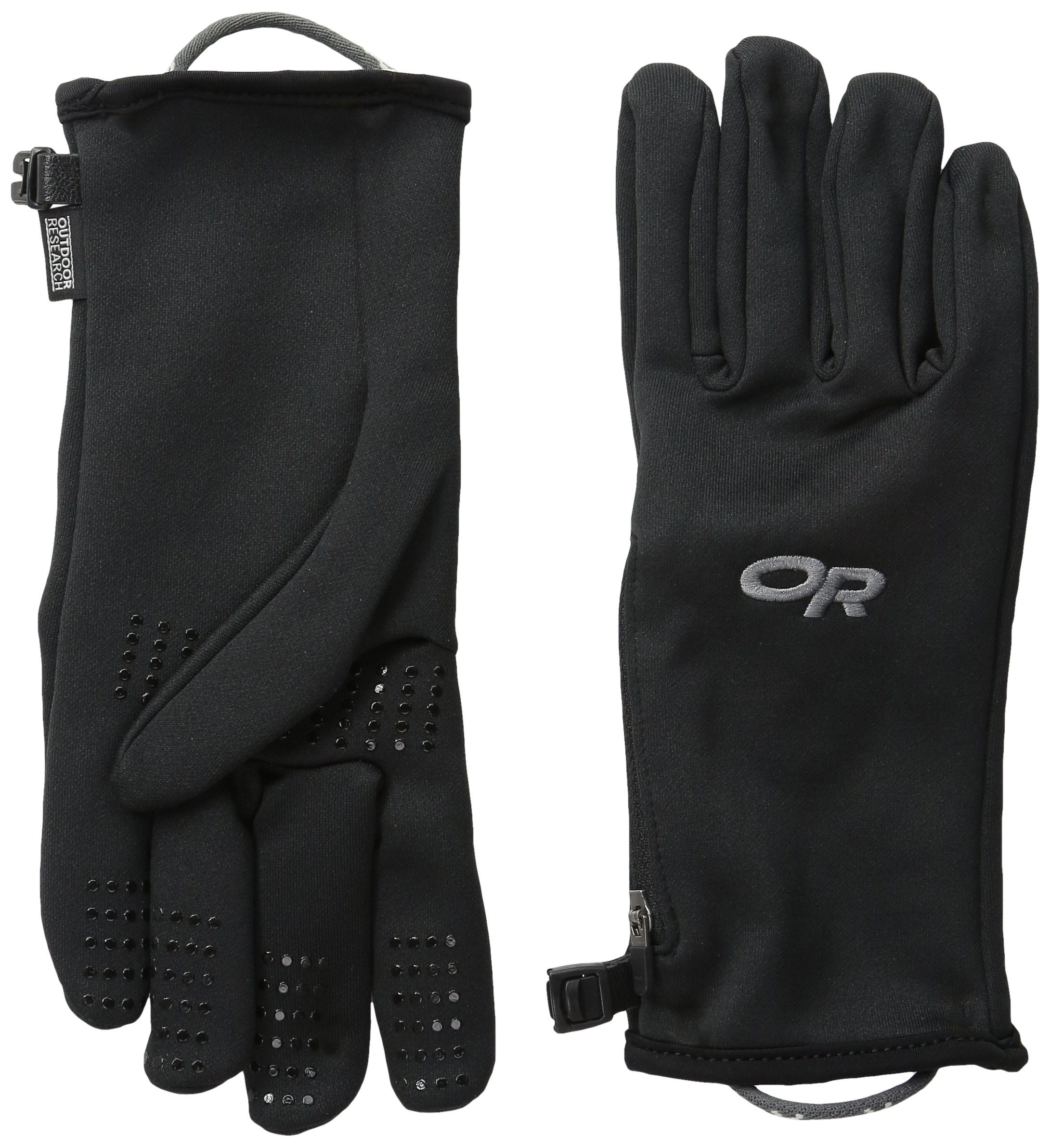 Outdoor Research Women's Versaliner Gloves, Black, Medium