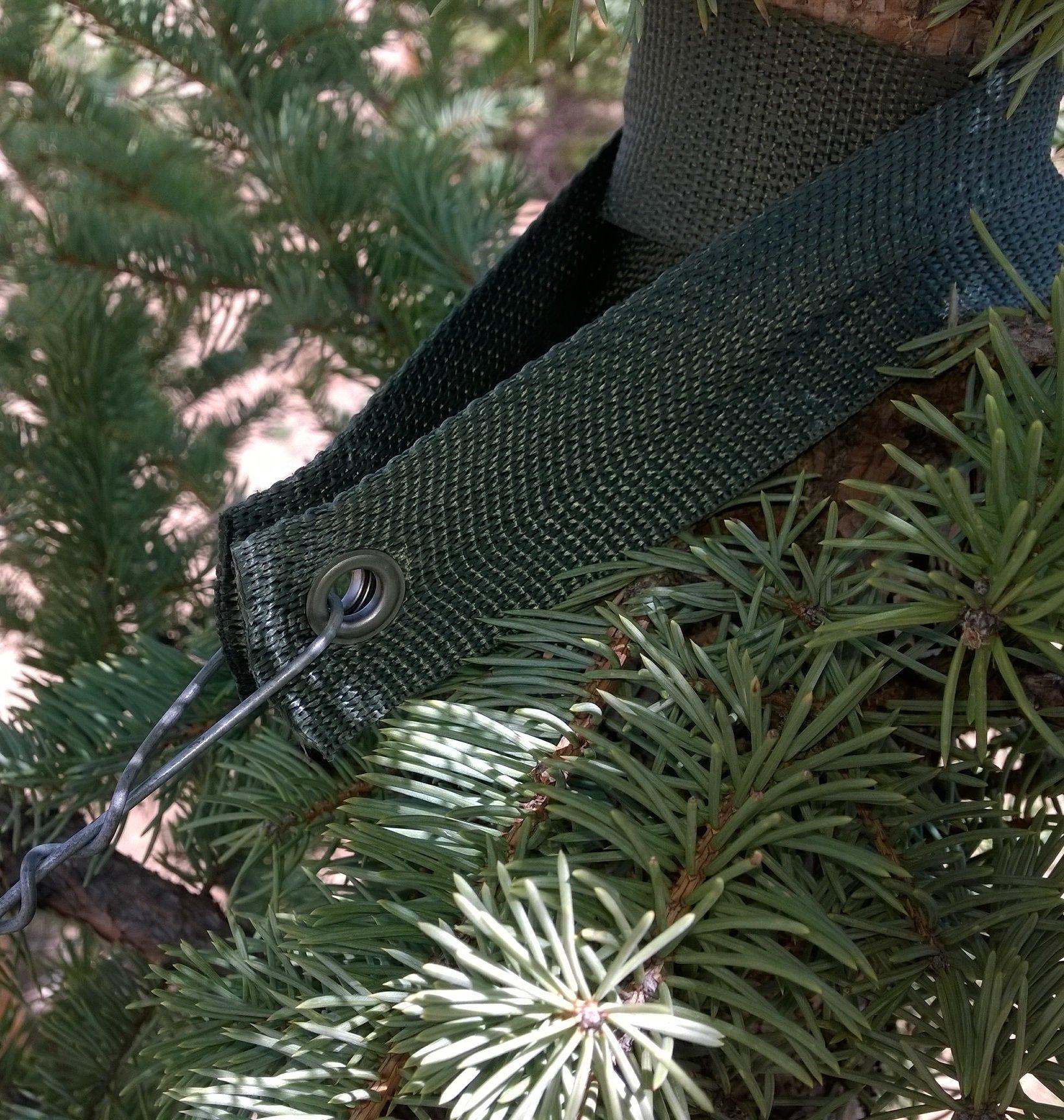 HORT Tree Straps 6-PACK 12'', Commercial Grade by HORT