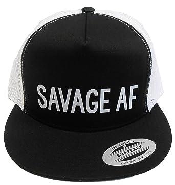 Amazon.com  SGC Women s Savage AF Hat (One Size 59de9b7e556