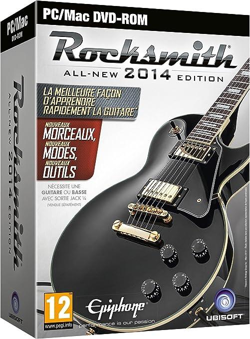 Rocksmith Edition 2014 + Câble [Importación Francesa]: Amazon.es: Videojuegos