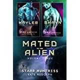 Mated to the Alien Volume Three (Mated to the Alien Collection Book 3)