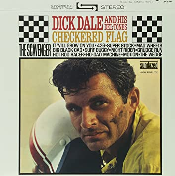 Dick dale vinyl, velma dinkley strips