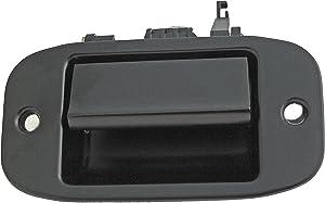 Dorman 93318 Rear Driver Side Interior Door Handle for Select Dodge Models, Black
