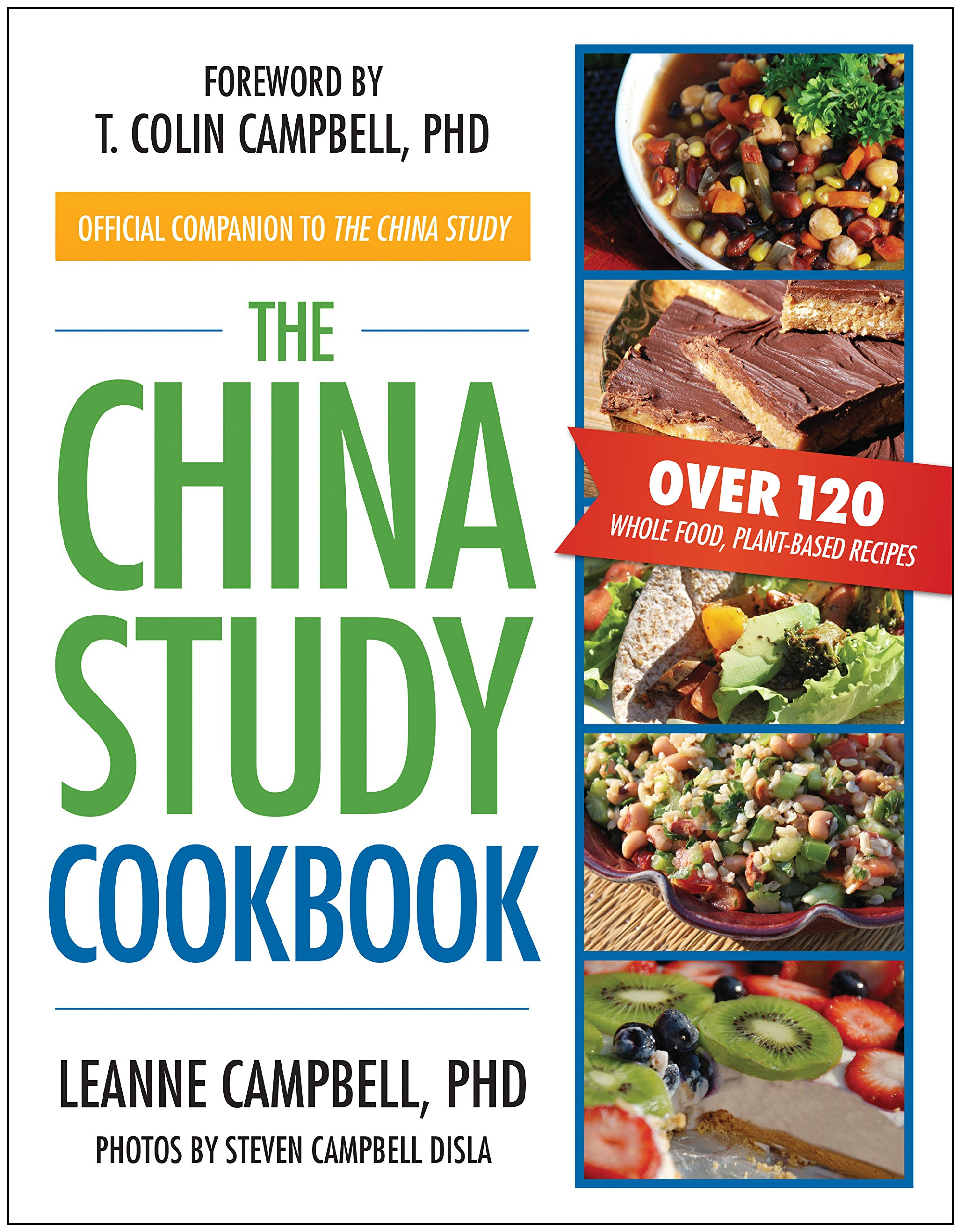 china study diet cook for a week