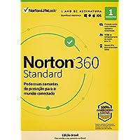 NORTON 360 STANDARD 110GB 1 USER 1 DEVICE