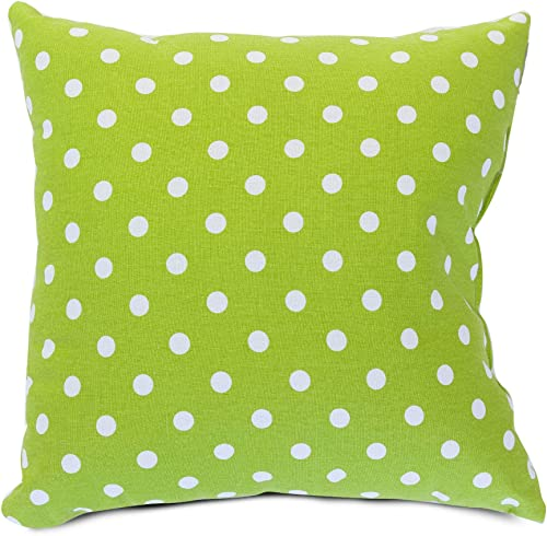 Majestic Home Goods Small Polka Dot Pillow