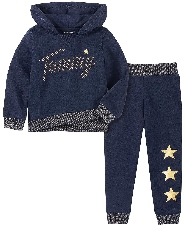 Tommy Hilfiger Girls 2 Pieces Jog Set