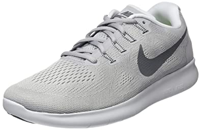 purchase cheap db601 54de6 Nike Herren Free RN 2017 Laufschuhe, Grau (Wolf Grey Dark Grey-Pure
