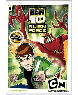 Amazon com: Cartoon Network: Classic Ben 10 Alien Force