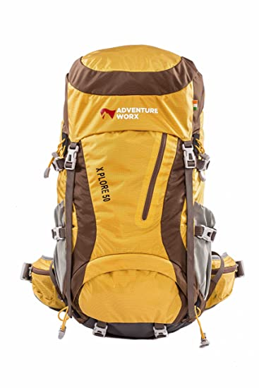 AdventureWorx Explore 50 Rucksack/Backpack with AerWire Tech