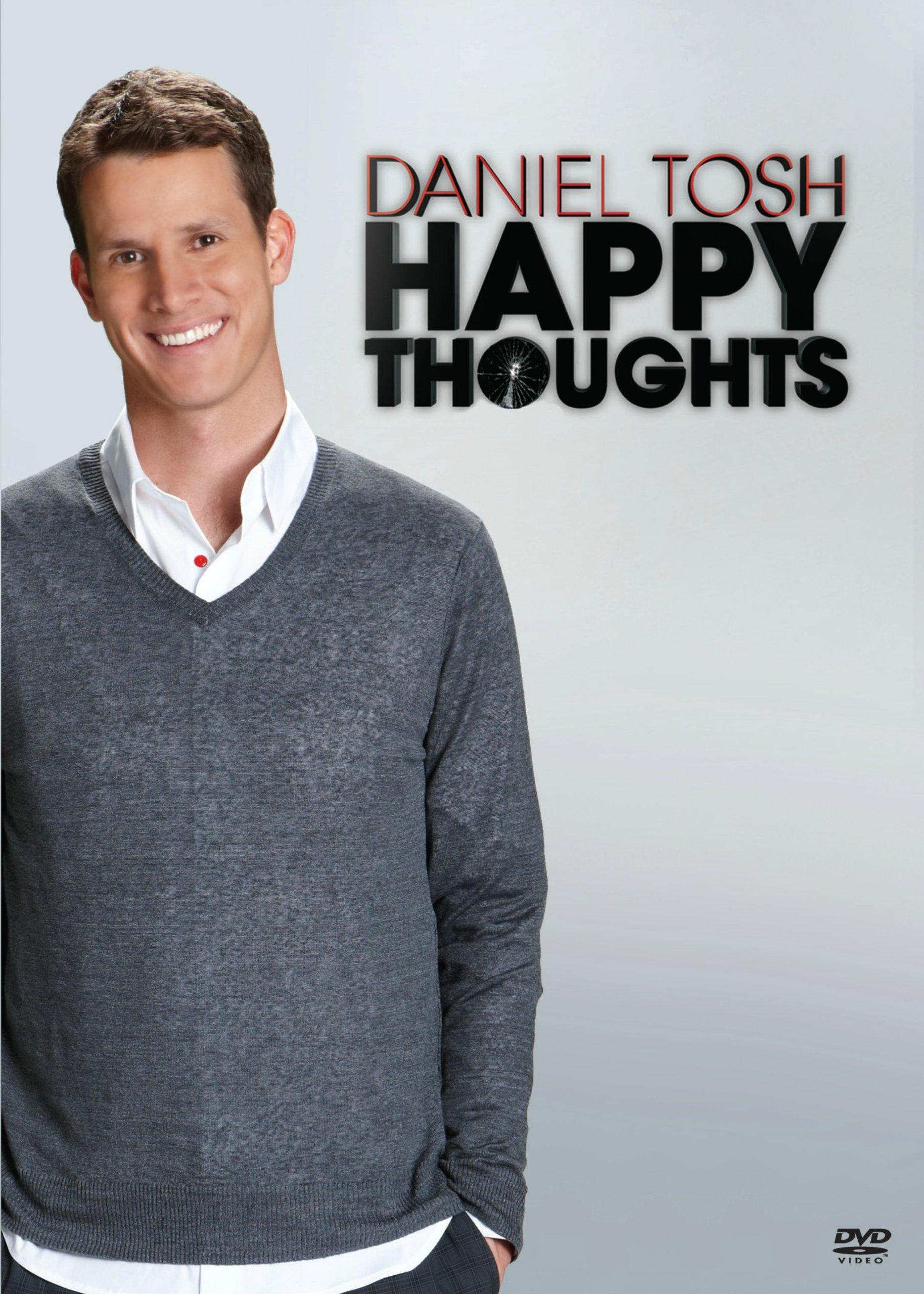 DVD : Jasper Redd - Daniel Tosh: Happy Thoughts (Widescreen, Dolby, AC-3)