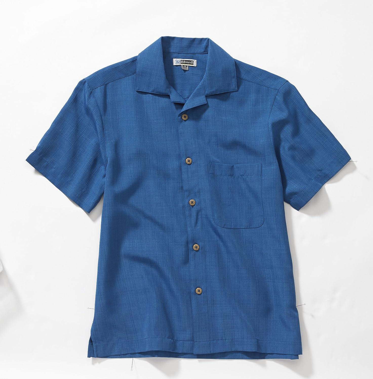Edwards Prenda restaurantes Bolsillo Campamento Camisas