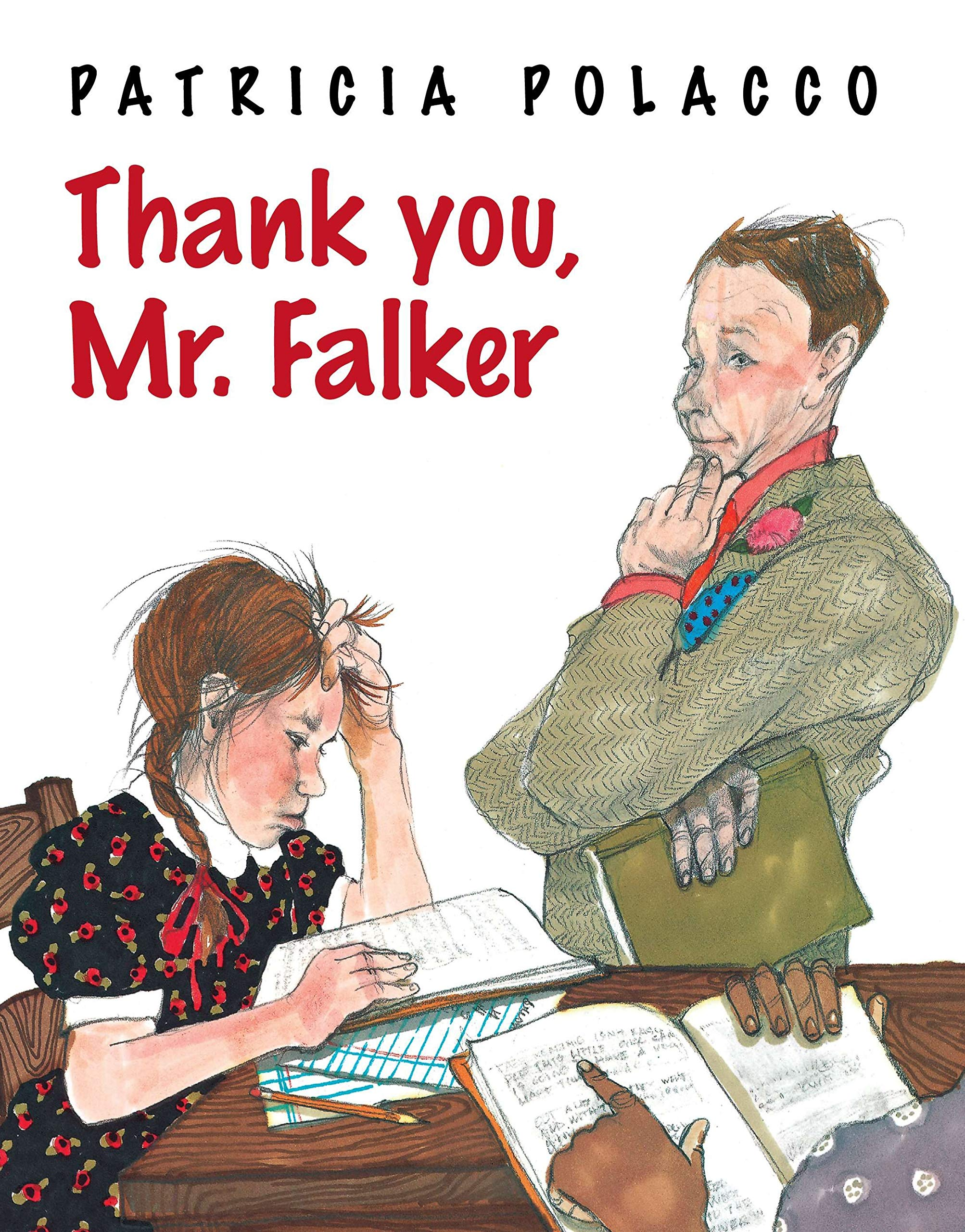Thank You, Mr. Falker: Patricia Polacco: 8601300252445: Amazon.com: Books