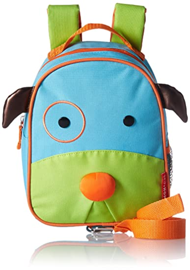 Amazon.com   Skip Hop Toddler Leash and Harness Backpack, Zoo Collection,  Dog   Baby 522b760bbf