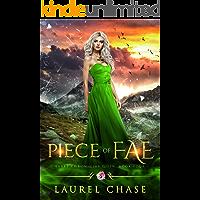 Piece of Fae: A Fantasy Romance (Haret Chronicles: Qilin Book 4)