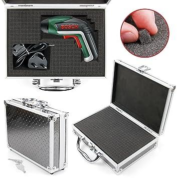Plata Aluminio blindados EVA carcasa caja de ...