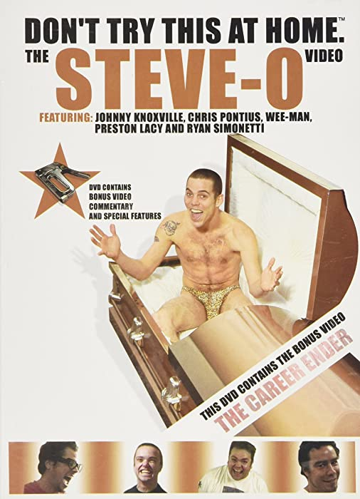 The Best Dont Try This At Home Steve O