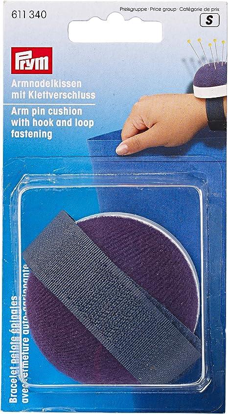blue Prym 611340 Arm pin cushion with adhesive strap