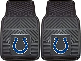 product image for FANMATS NFL Indianapolis Colts Vinyl Heavy Duty Car Mat