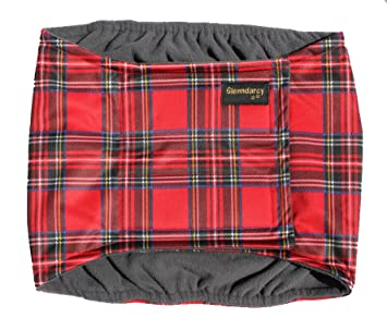 Talla XL y XXL – Pañal para ombligo de perro, lavable, tela impermeable,