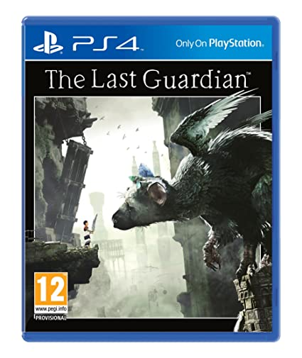 Amazon Com The Last Guardian Video Games