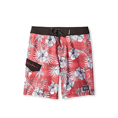 Maui and Sons Mens Surf Swell 4 Way Stretch Boardshort | Amazon.com