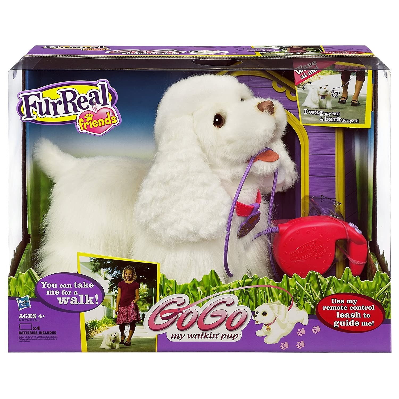 Amazon FurReal GoGo My Walkin Pup Toys & Games