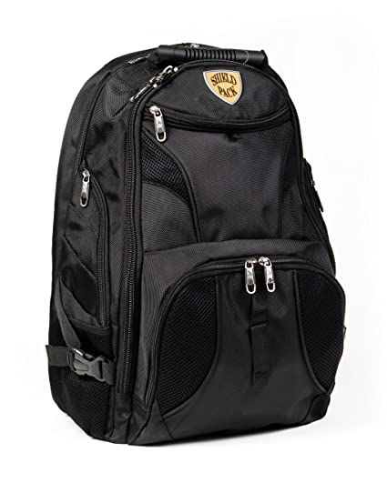SHIELD PACK NIJ IIIA Rated Bulletproof School Backpack