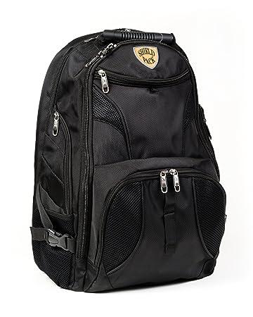 Amazon.com: SHIELD PACK NIJ IIIA Rated Bulletproof School Backpack ...