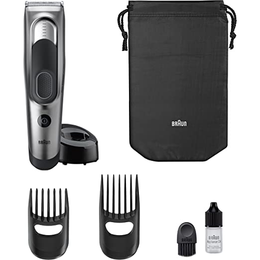 Braun HC5090 Hair Clipper and Trimmer for Men
