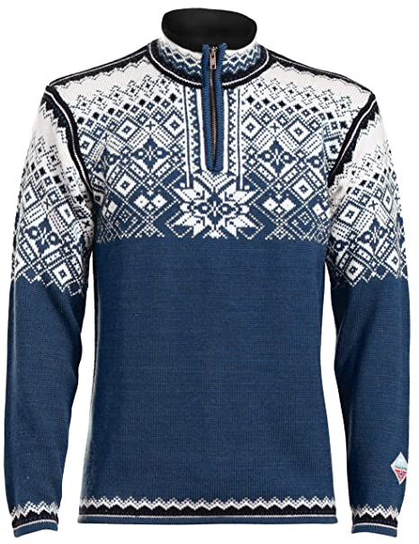 Amazon.com: Norlender Mens Norwegian Wool Narvik Pullover ...