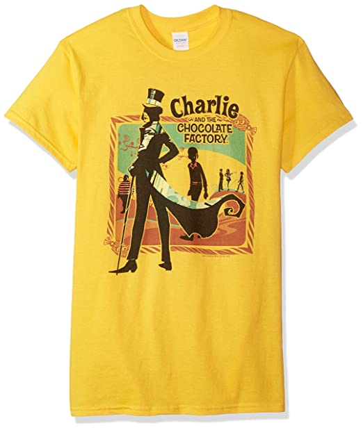 d8dd7d2f5020 Amazon.com  Trevco Men s Charlie and The Chocolate Factory Short ...