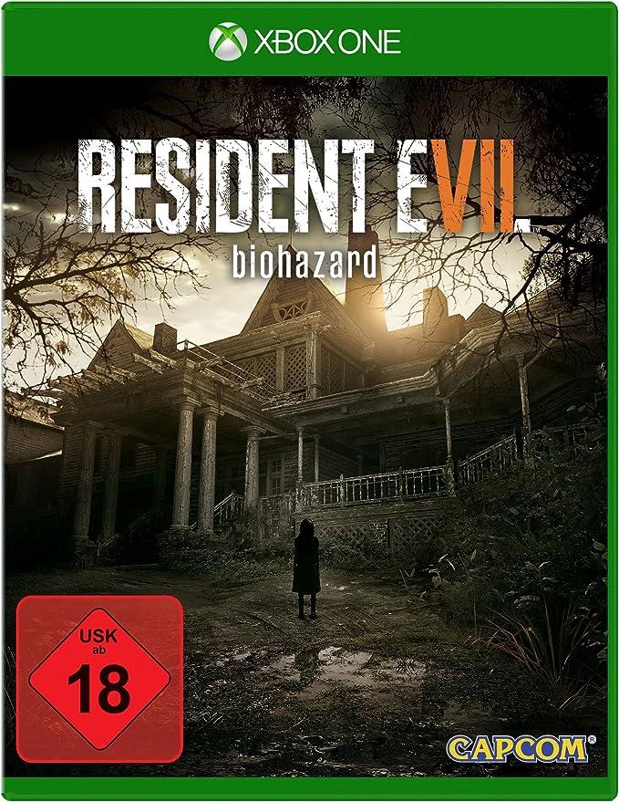 Resident Evil 7 Biohazard [Importación Alemana]: Amazon.es: Videojuegos