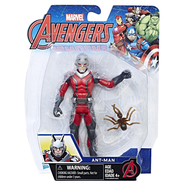 Avengers Marvel Ant-Man 6-in Basic Action Figure Hasbro B9939AS20