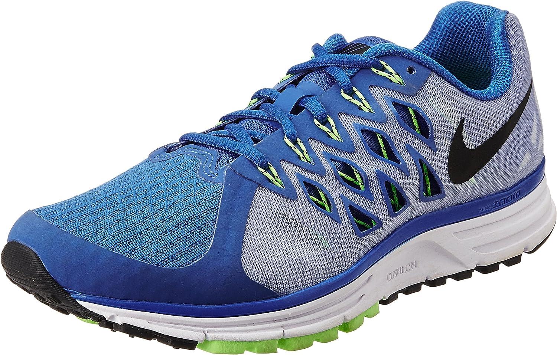 Nike Zoom Vomero 9, Zapatillas de Running para Hombre, Azul/Negro/Blanco (Lyon Blue/Black-White-Flsh LM), 43 EU: Amazon.es: Zapatos y complementos
