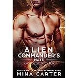 Alien Commander's Mate (Warriors of the Lathar Book 6)