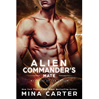Alien Commander's Mate (Warriors of the Lathar Book 6) (English Edition)