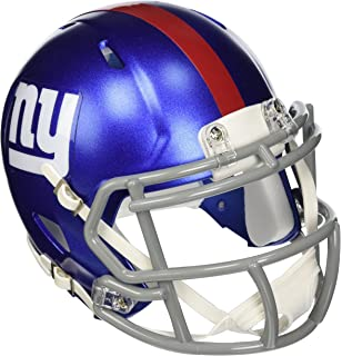 Riddell NFL New York Giants Revolution Speed Mini Helmet