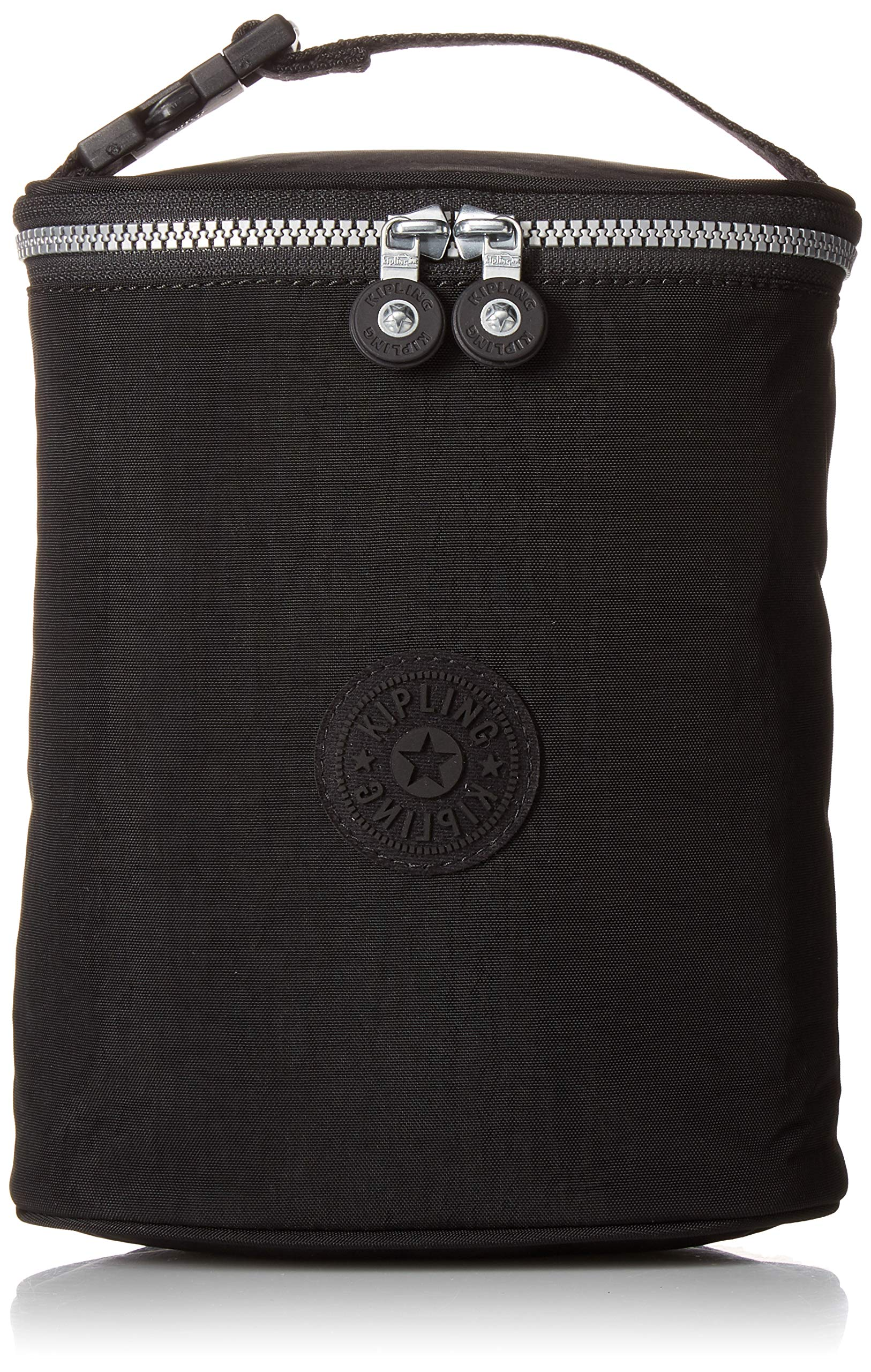 Kipling Insulated Baby Bottle Holder, Clip on Strap, Black