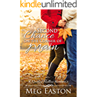 Second Chance on the Corner of Main (A Nestled Hollow Romance Book 1)