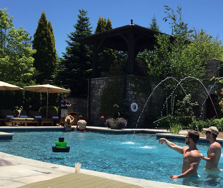 Kid Agains BULZiBUCKET Blue Indoor//Outdoor//Pool Game !! Next Generation Cornhole
