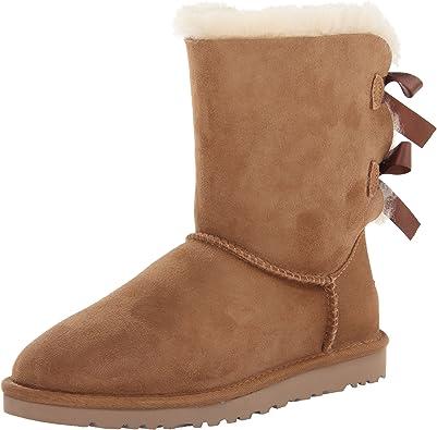 Amazon.com | UGG Women's Bailey Bow | Shoes